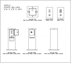 RECEPTACLE CABINETS Model (1)