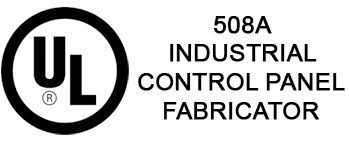 508A Industrial Control Panel Fabricator